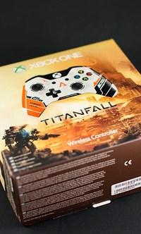 Titanfall Game Pad