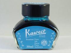 Kaweco Paradise Blue - Close Up