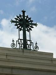 BG Carbajal cross