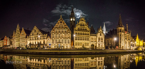 Ghent Waterfront