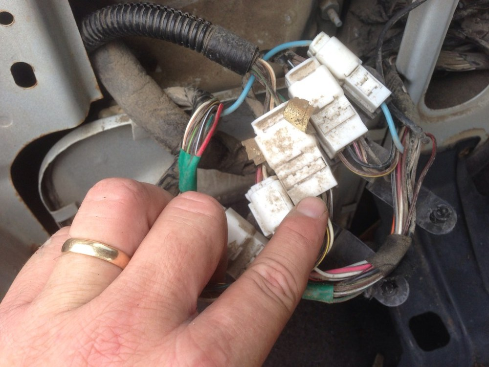 medium resolution of 2001 jeep cherokee factory trailer wiring harness nomad55 tags 2001 wiring factory jeep