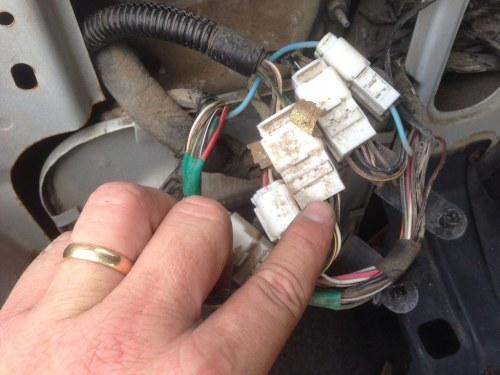 small resolution of 2001 jeep cherokee factory trailer wiring harness nomad55 tags 2001 wiring factory jeep