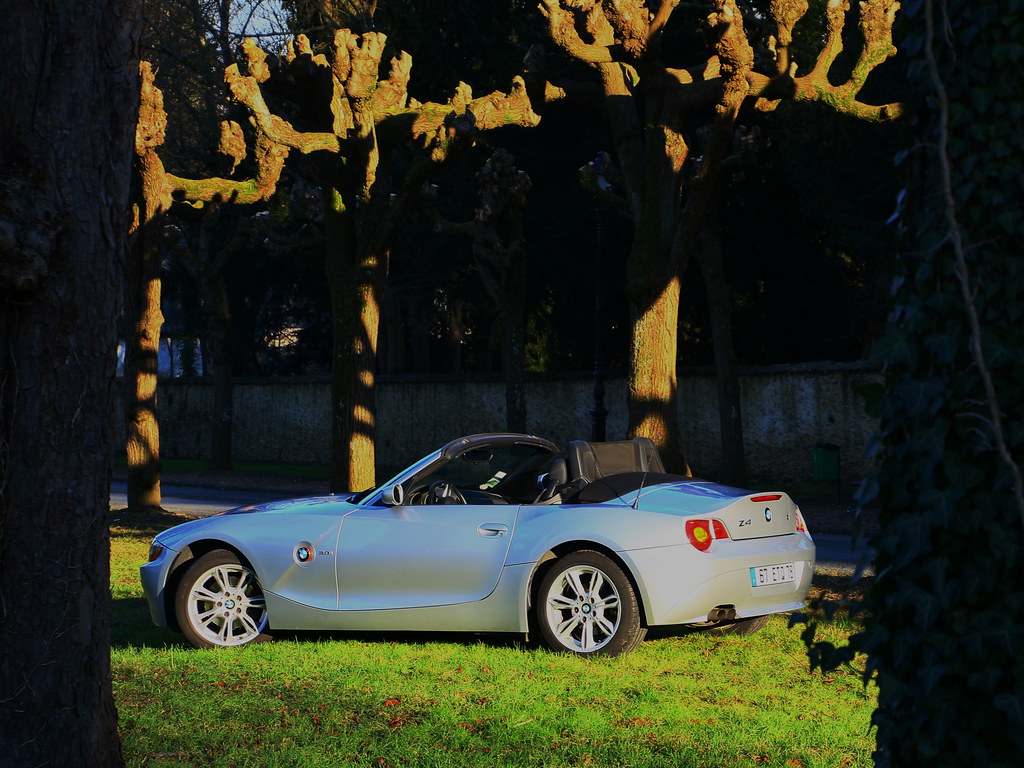 hight resolution of bmw z4 3 0i benduj78 tags france silver convertible bmw z4 roadster silber
