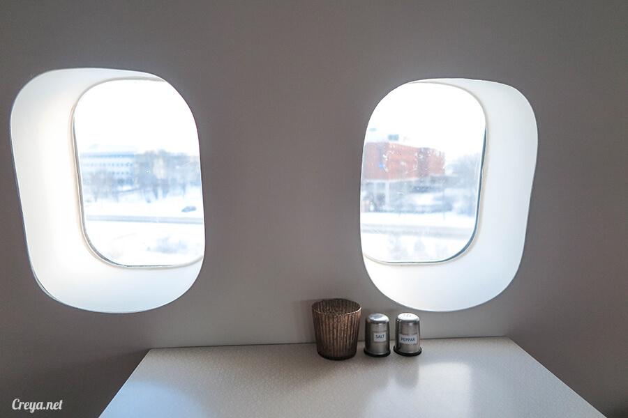 2016.07.08 | 看我歐行腿 | 只載去見周公的飛機,瑞典斯德哥爾摩機場旁的 Jumbo Stay 特色青年旅館11