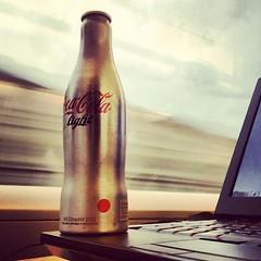 CocaCola bu train