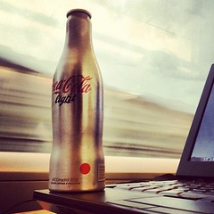 CocaCola bu train