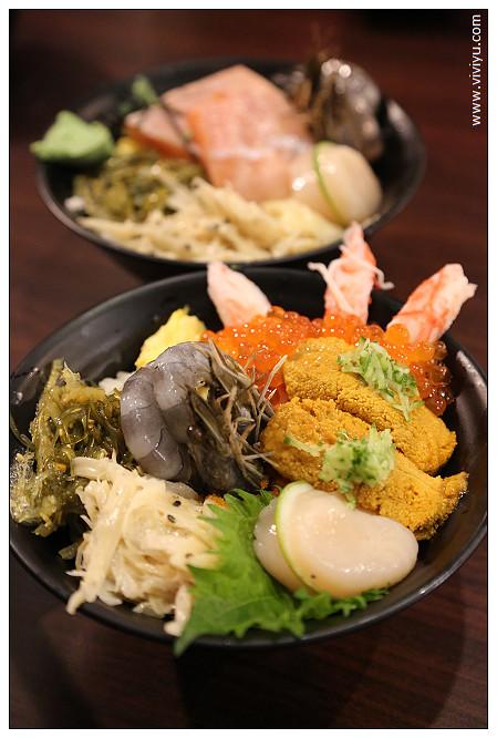 日本料理,桃園,生魚片,美食 @VIVIYU小世界