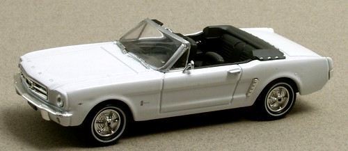 Schuco Junior Mustang