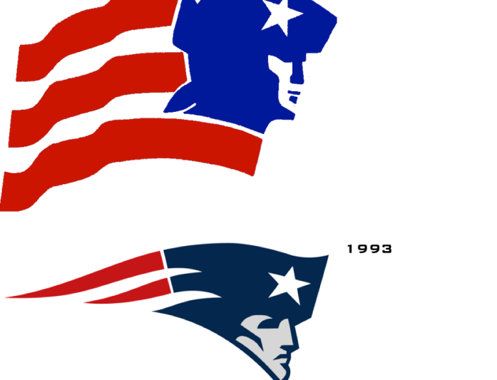 Desvendando mitos por trás do design de logotipos da NFL