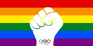 Sochi 2014: Solidarity with love, not hate.