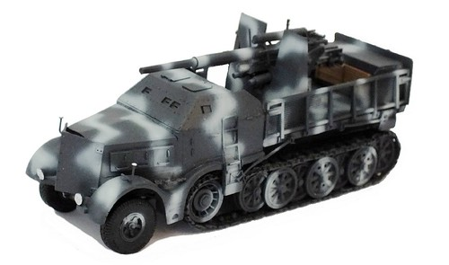 Wespe SdKfz 9 flak 88mm-002
