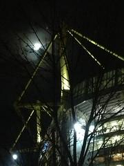 Mond Westfalenstadion Dortmund
