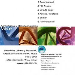 [V04] Aeronáutica y otras tecnologías (2001)