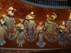 Palau Musica Catalana stage
