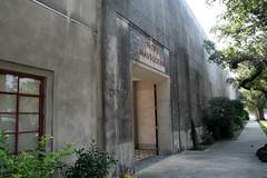 Hope Mausoleum entrance