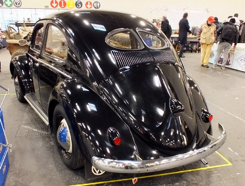 Volkswagen Split Window 1950 (2)