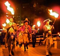 Gaspee Day Procession (Photo by Teresa M Testa)