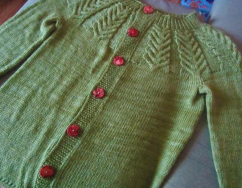 Antler sweater