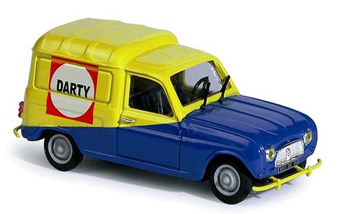 Norev Renault 4 Van (1)