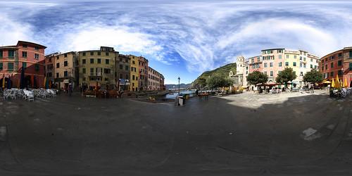Vernazza Platz - 360°