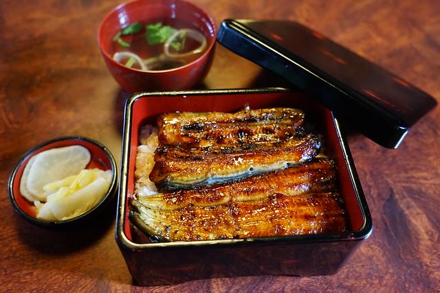 【鰻魚】一條鰻魚 – TouPeenSeen部落格