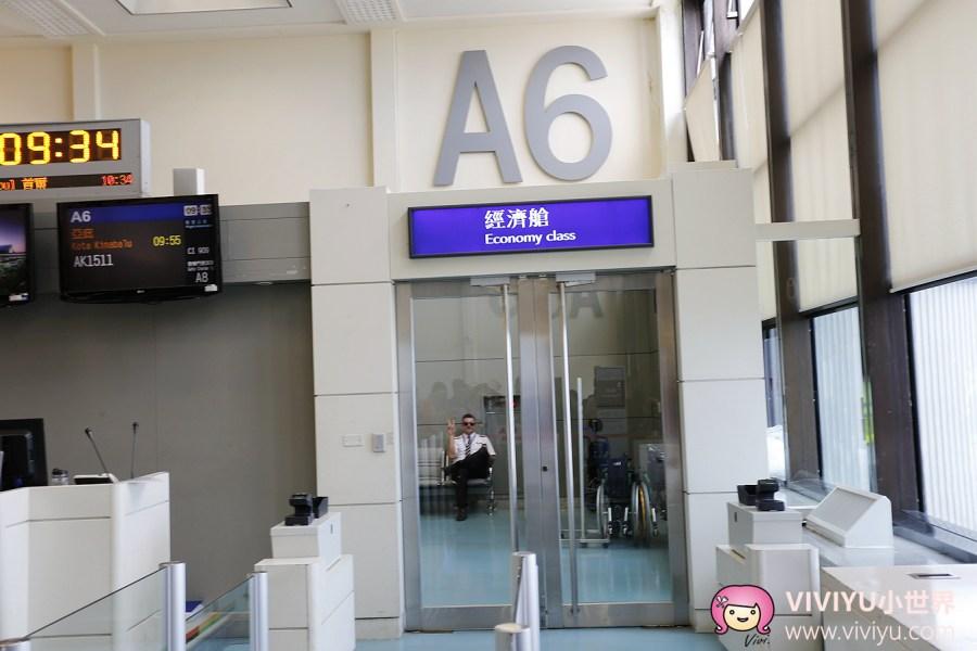 AIRASIA,亞庇國際機場,山打根,飛機餐,馬來西亞 @VIVIYU小世界