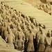 Soldados de Terracota, em Xian (China)