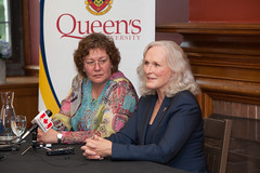 Mental Health Advocate Glenn Close with Heathe...