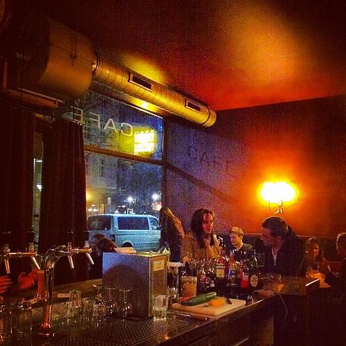 CAFÉ SCHWARZ SAUER #B3RLIN