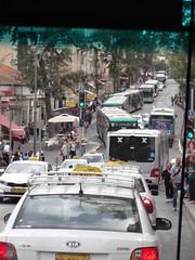 Jerusalem buses
