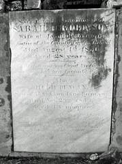 Robinson stone