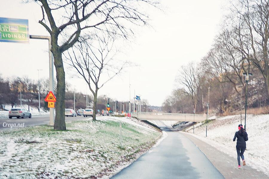 2016.06.23 | 看我歐行腿 | 謝謝沒有放棄的自己,讓我用跑步遇見斯德哥爾摩的城市森林秘境 04