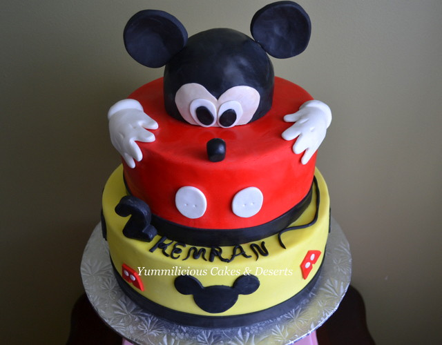 The Worlds Best Photos Of Fondant And Mickey Flickr
