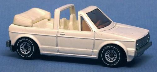 Siku VW Golf cabriolet