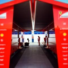 Ferrari Test Jerez 2015