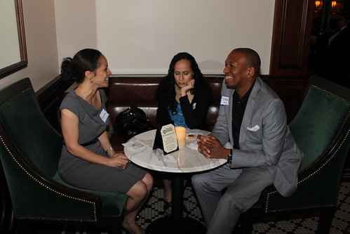 """Guests enjoying a great conversation • <a style=""""font-size:0.8em;"""" href=""""http://www.flickr.com/photos/85752600@N06/9291524133/"""" target=""""_blank"""">View on Flickr</a>"""
