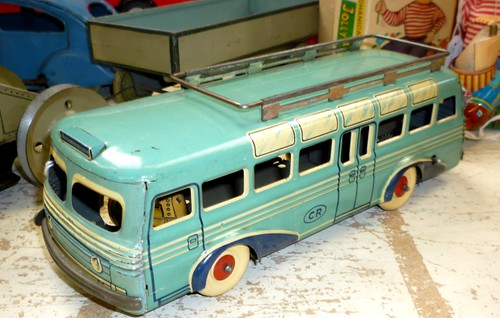 C.R. Rossignol bus