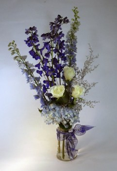 Hanukkah Flowers - Blumz by JRDesigns in metro Detroit
