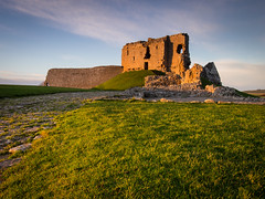 "Sunrise at Duffus Castle • <a style=""font-size:0.8em;"" href=""http://www.flickr.com/photos/26440756@N06/11390241873/"" target=""_blank"">View on Flickr</a>"