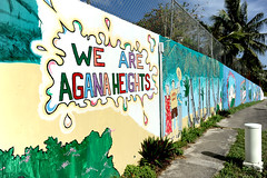 Agana Heights Mural