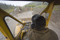 Placer Gold Mining continues today