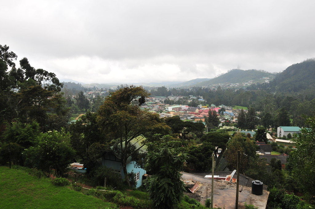 Day in Nuwara Eliya