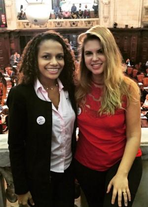 """Ex-musa do Carnaval e doula, Quitéria Chagas afirma: """"Saí num momento bom"""""""