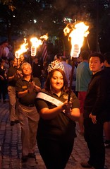 Lighting Ceremony (Photo by Tom Lincoln)