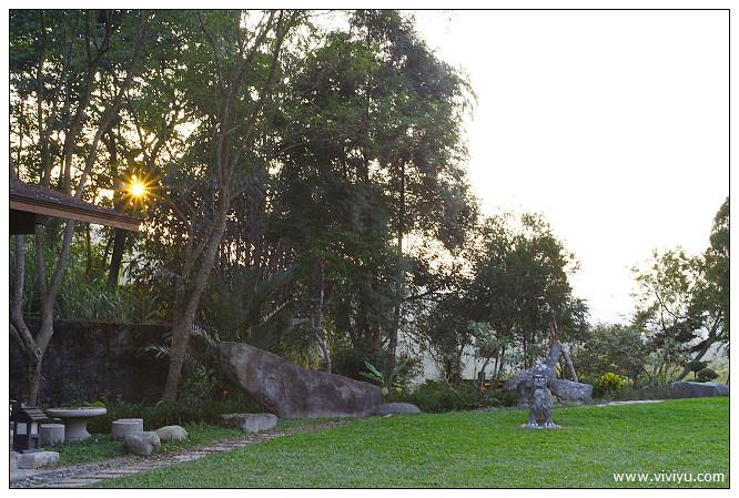 [埔里.旅遊]佳園渡假山莊~原木自然芬多精.空氣清新 @VIVIYU小世界