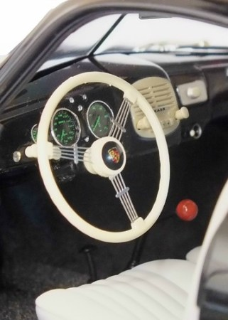 AutoArt Porsche 356 cruscotto (1)