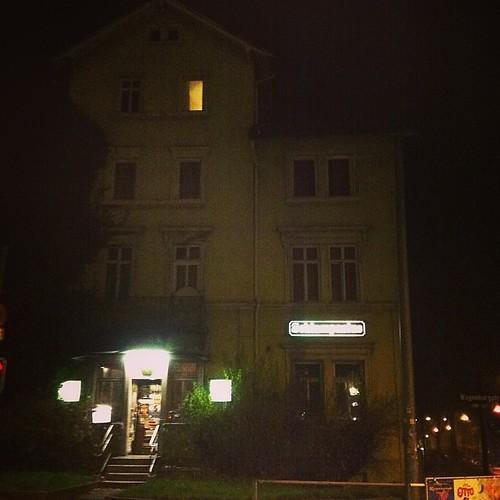 Schlampazius @ Wagenburgstr. #Stuttgart