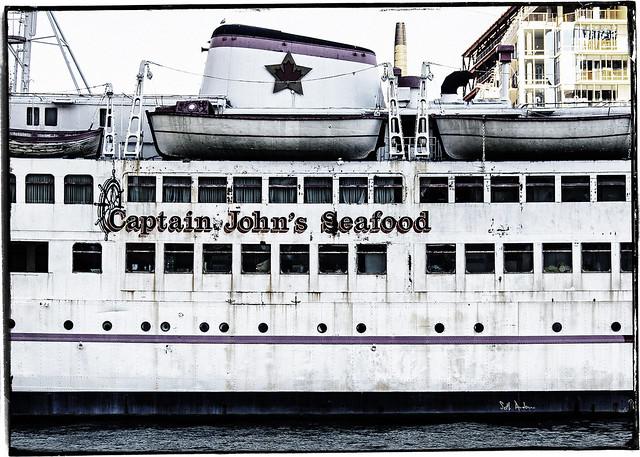 Captain John's Seafood