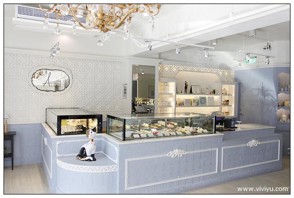 [台北.美食]Pâtisserie ALEX .芒果霜淇淋~松山文創園區旁 @VIVIYU小世界
