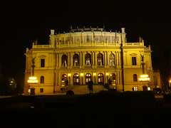 Czech Philharmonic at Rudolfinum